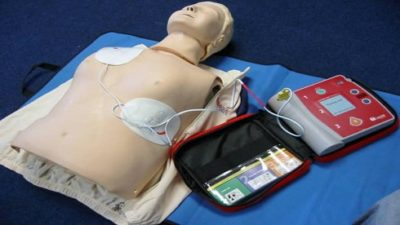Physical BLS & The Safe Use of an AED