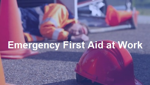 Emergency First Aid at Work – Bactmed