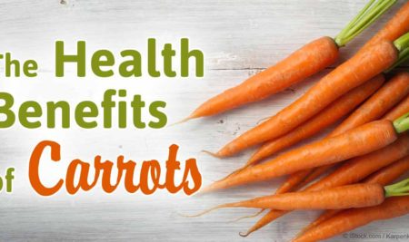 What are the health benefits of carrots?
